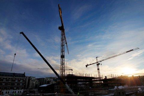 Ny rapport viser at de kriminelle i arbeidslivet har fått nye vaner. Bygg er en av bransjene for arbeidskriminalitet.