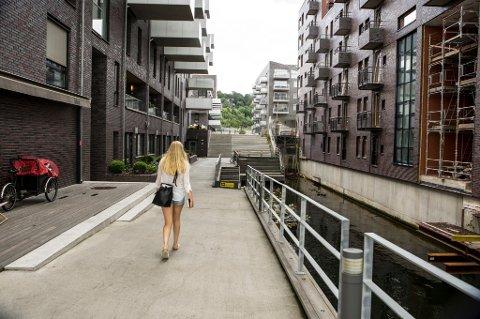 Det er kun et fåtall av ungdom mellom 19 og 26 år som eier sin egen bolig.