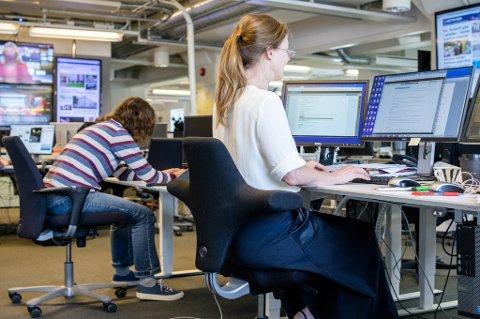 En rett rygg kan gi bedre humør, viser ny forskning.