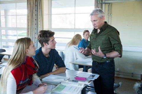 Det er nærmere 40.000 utdannede lærere i Norge som ikke praktiserer yrket.