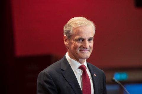 Ap-leder Jonas Gahr Støre er valgets klare taper.