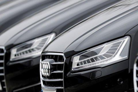 Det har vært en kraftig økning i salget av luksusbiler i Norge hittil i år.