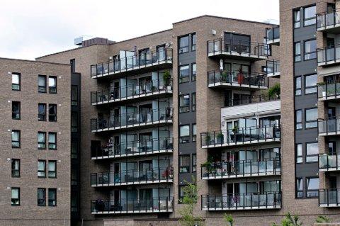 Ferske tall viser at hver tredje leilighet selges etter første visningsrunde.