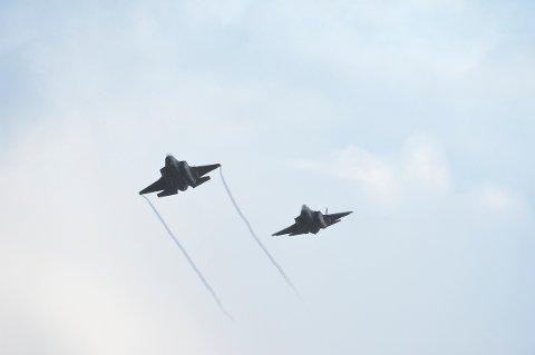 Amerikanerne vil sette Rygge flyplass i stand til å ta imot USAs kampfly.