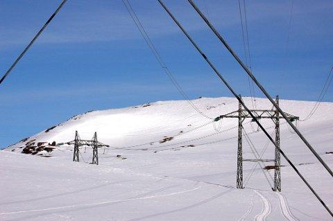 Strøm fra norsk vannkraft er ren som snøen.