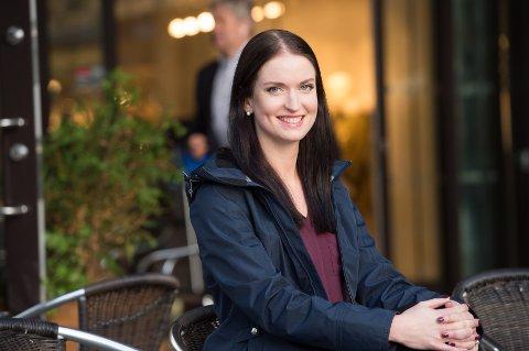 Forbrukerøkonom i Danske bank, Anne Motzfeldt