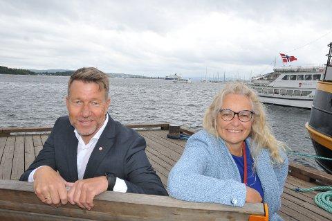 Aps Terje Aasland og Ruth Grung krever at regjeringen legger til grunn at bruk av fritidsbåter ikke skal føre til tap av liv eller varig skadde.