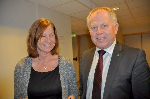 Kvinnelig rådmann: Når Betty  Hvalsengen etter alle solemerker overtar rådmannsjobben i Trøgstad etter Tor-Anders Olsen, blir hun Indre Østfolds fjerde kvinnelige rådmann.