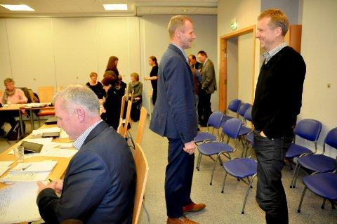 Overtar: Jens Helge Jorud overtar ledervervet i teknikk og naturutvalget etter at Saxe Frøshaug ble ordfører. På tirsdag avgjør kommunestyret spørsmålet.