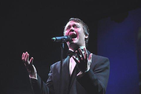 Sa ja: Hans Petter Moen bidrar på gratis-konserten.