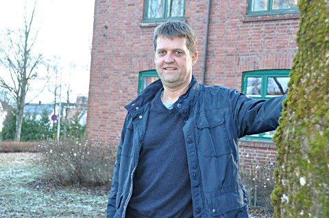 LEGGER TIL RETTE: Askim kommune har en overordnet politikk på at man prøver å tilrettelegge for eldre i egen bolig så lenge som mulig, opplyser Stein Robert Haugen.