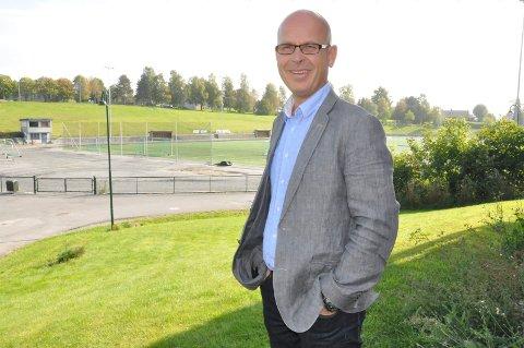 Varaordfører Knut Espeland i Spydeberg skal lede KrF- gruppen for de fem kommunene som skal slås sammen.