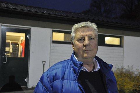 Leder i Mysen IF Per Egil Aas sier at mange i klubben har vist seg fra sin gode side i den tunge tiden.