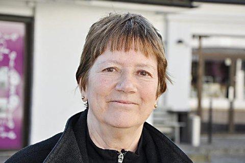 SOLGT EIENDOM: Evy Moen har solgt flere av eiendommene hun og døtrene eide. Det har gjort at de ligger høyt på inntektstoppen i Spydeberg.