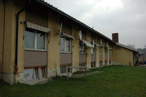 Per i dag bor 40 barn og unge under 18 år på Hobøl asylmottak.