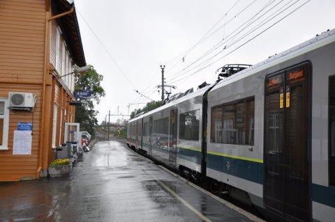 Reisende til Oslo kan ta toget som normalt igjen.