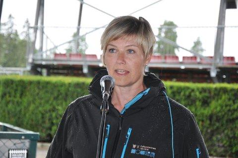 Landbruksdirektør i Østfold, Nina Glomsrud Saxrud