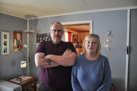 MISFORNØYDE: Ingunn og Bjørn Magne Eriksen synes svarene de får fra Tide er arrogante.