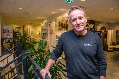Roar Foss, Askim & Mysen Rør