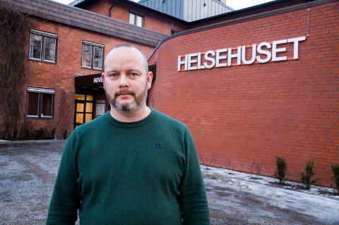 Eldrebølgen: – Bygger om Helsehuset for å møte framtiden, forklarer daglig leder Kristian Devold.