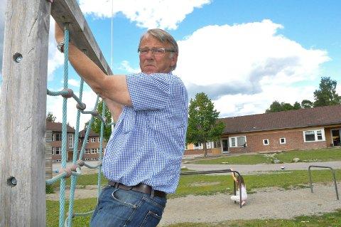 Sigmund Lereim (Sp) blir fast medlem i fellesnemnda etter partifelle Tron Kallum. Arkivfoto