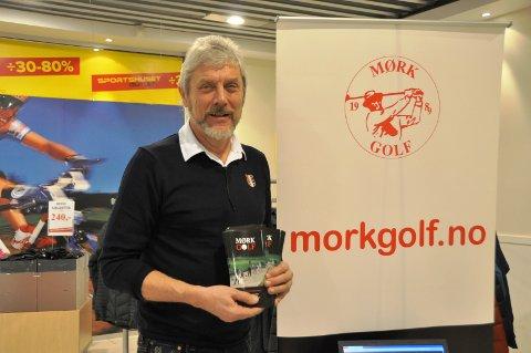 GOLF: Peder Mørk representerte Mørk golf.
