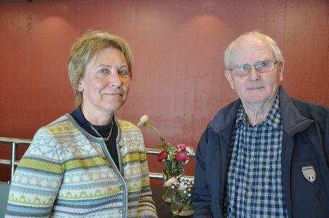 Torhild Sletner og Odd Buraas - bygdebok Skiptvet