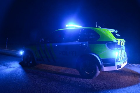 Politiet aksjonerte mandag kveld mot et lokalt treningssenter.