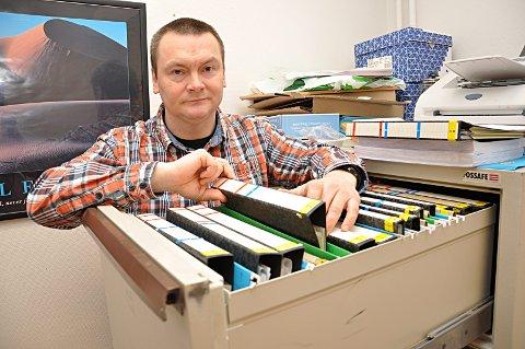 Roger Sommernes er leder for Barnevernvakten i Indre Østfold. Barnevernvakten er barneverntjenestenes akuttberedskap.