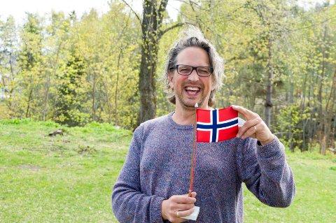 NY KULTURPRODUSENT: Ole Christian Øen er ekspert på MGP - og revy.