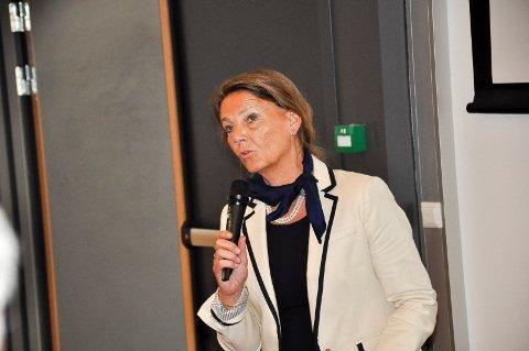 Kvinnetopp: Det er ingen yngre kvinner fra Indre Østfold som foreløpig er Ingjerd Schous arvtaker.