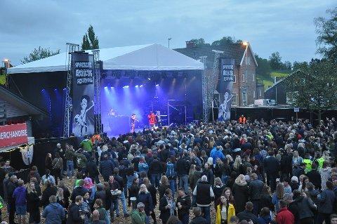 JUBILEUM: Arrangørene for Spydeberg Rock Festival håper å kunne gjennomføre 10-års jubileum i 2021.