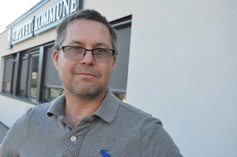 FIKK IKKE FLERTALL: Herman Foss (Frp) ville imøtekomme nettbutikken.