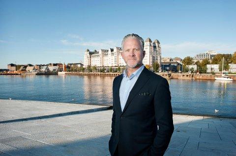 Espen Viskjer har bodd i Askim de siste syv årene. Han er opprinnelig fra Porsgrunn. Nå har han blitt ansatt som CEO i Pickatale.