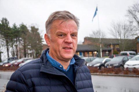 Vidar Østenby, kommunalsjef i Marker kommune.
