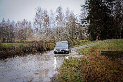 Med varmere vintre må vi regne med flere flommer i Indre Østfold.