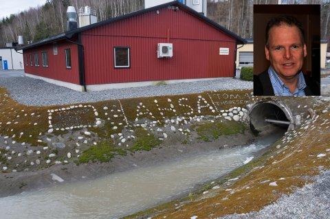 Askim, Hobøl og Spydebergs avløpsanlegg (AHSA) tilfredsstiller ikke Fylkesmannens krav til blant annet rensing av fosfor.