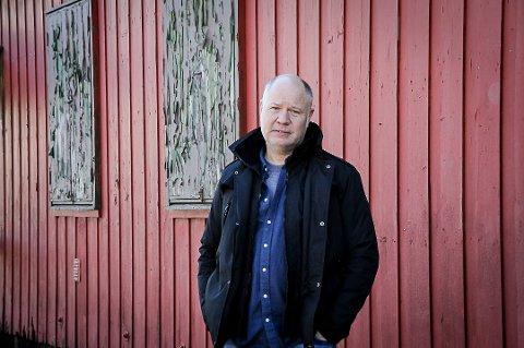 HØYSESONG: Denne tiden er vanligvis høysesong for Frank Tangen, slik har det ikke vært i år.