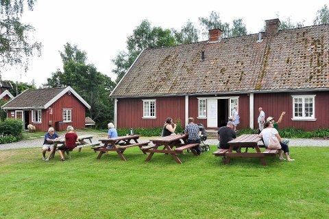 Folkenborg museum er en av dem som får mest penger fra stiftelsen.