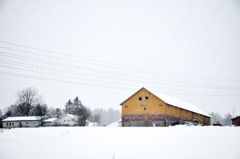 Marius Nordal og Aasa Aanonsen kjøpte gården Kvakkestad Nordre for 12,2 millioner kroner.
