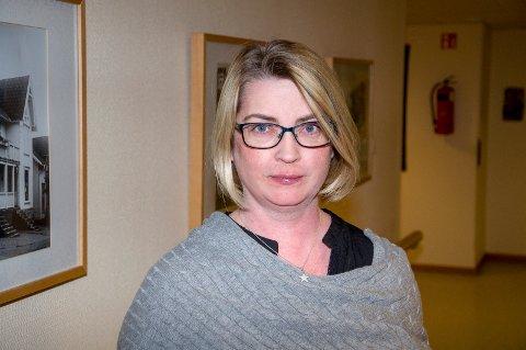 BEKYMRET: Lena Persson er hovedtillitsvalgt i Fagforbundet Smaalenene.