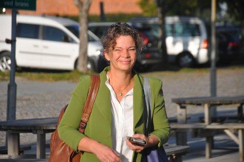 Ingunn Herstad Hensel er ikke i tvil om hva hun vil bruke deler av fjorårets overskudd til.