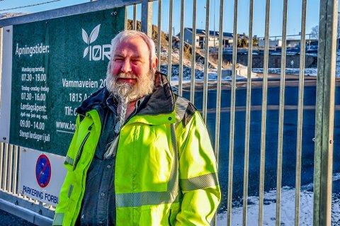 ØKT TRAFIKK: Roar Johannessen og de andre ansatte ved IØR forventer et større trykk i dagene som kommer.
