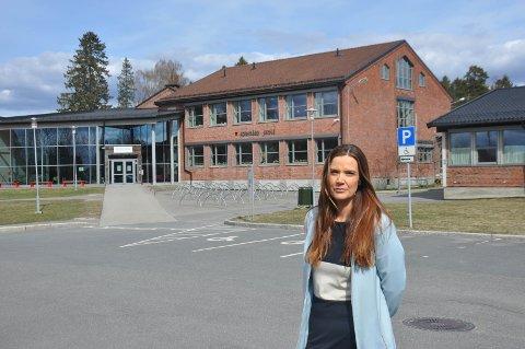 Karoline Lund Busch er fungerende rektor ved Korsgård skole.