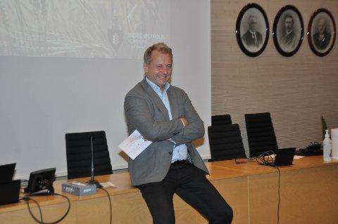 Ordfører Saxe Frøshaug (Sp) opplyser at kommunen er villig til å dekke opp hele underskuddet om det blir nødvendig.