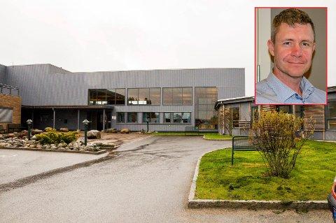 Virksomhet omsorg i Marker kommune opplever økt pågang av pasienter med kreftdiagnose. Virksomhetsleder Morten Aalborg (innfelt) vil ha en kreftkoordinator på plass så fort som mulig.