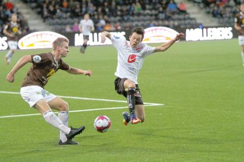 OVERGANG: Sixten Dalen Jensen søkjer nye utfordringar i ein ny klubb denne sesongen.
