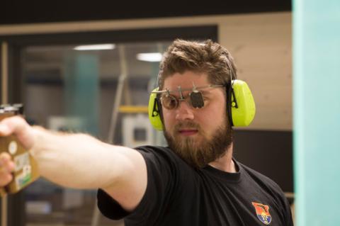 Runar Magnussen er en av idrettsutøverne i Sola som kan få elitetilskudd av kommunen.