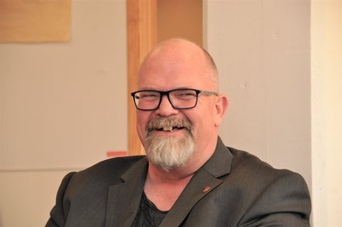INGEN VERDI: Wictor Juul synest det er imponerande at Stavanger-rådmannen ikkje finn noko av verdi etter å ha kartlagd hjelmelandssida av Ombo.