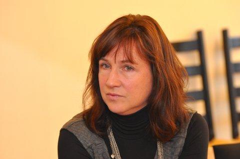 UTFORDRAR MINISTEREN: Irene Heng Lauvsnes meiner kort tunnel i Tysdalsstranda er eit typisk døme på det dagens samferdselsminister ikkje vil ha - ei utbygging som er «stykkevis og delt».